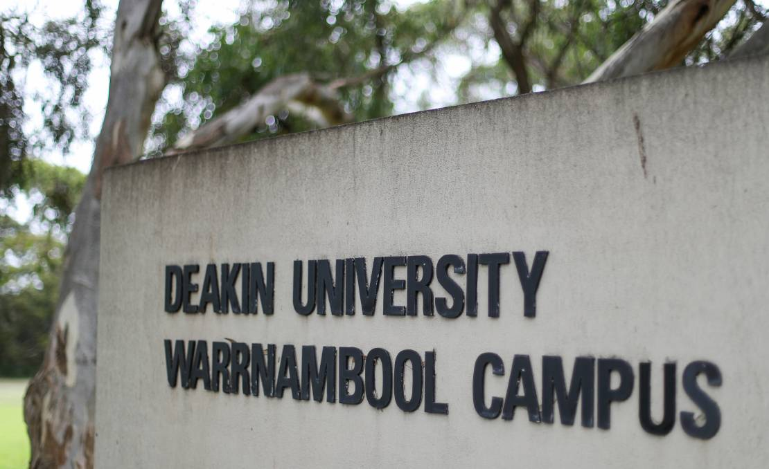 Jobs set to go at all Deakin University sites