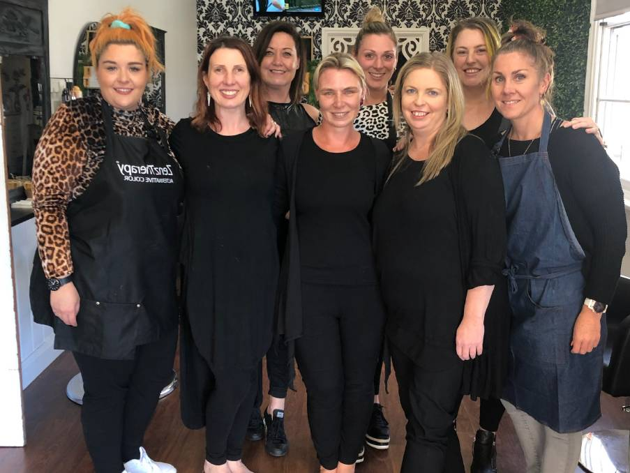 SNIP SNIP: The team at Deta's Hair & Beauty are ready, willing and able to help provide the hairstyle you are looking for.