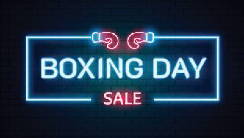 Boxing Day has become synonymous with bargain shopping. Photo: Shutterstock