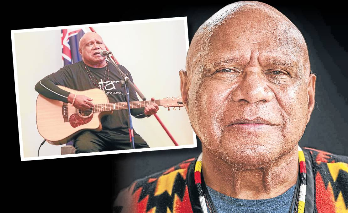 Australian singer-songwriter Archie Roach took out Album of the Year at the National Indigenous Music Awards on the weekend.