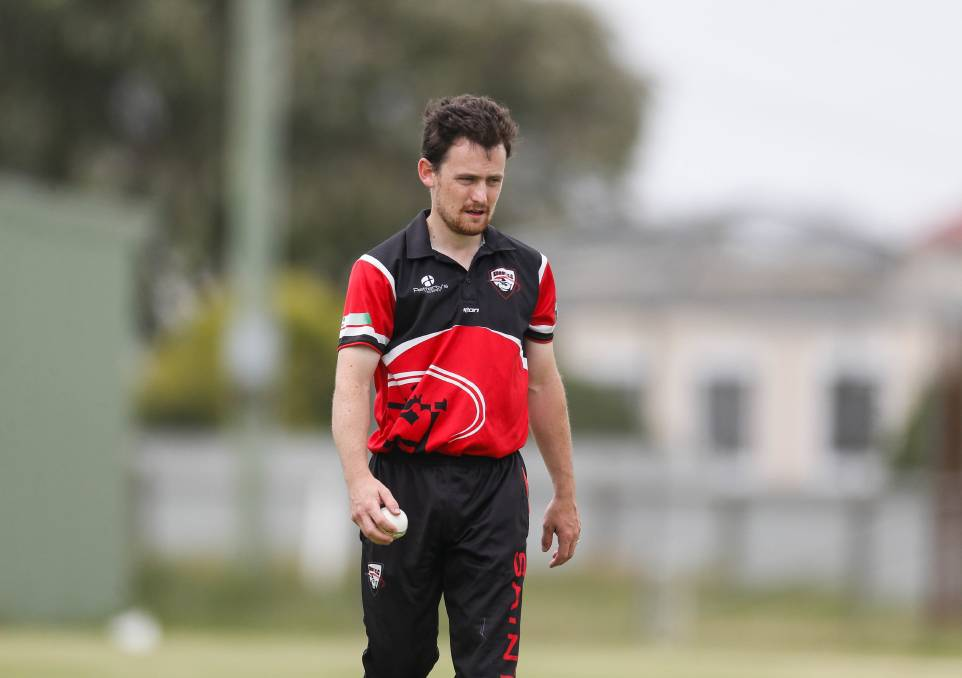 Getting ready: Koroit coach Brendan Gherashe is preparing his troops for the switch to two-day cricket after twenty20 success. Picture: Anthony Brady