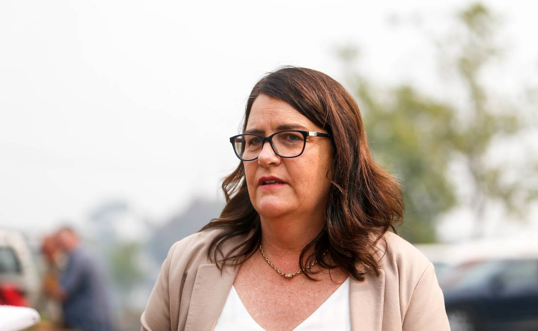 Too much: MP Roma Britnell has called for change to SA cross-border restrictions.