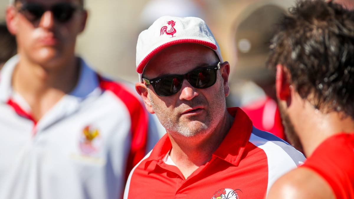 REINFORCEMENTS: Coach Mat Battistello says a number of South Warrnambool players will push for a return. Picture: Morgan Hancock