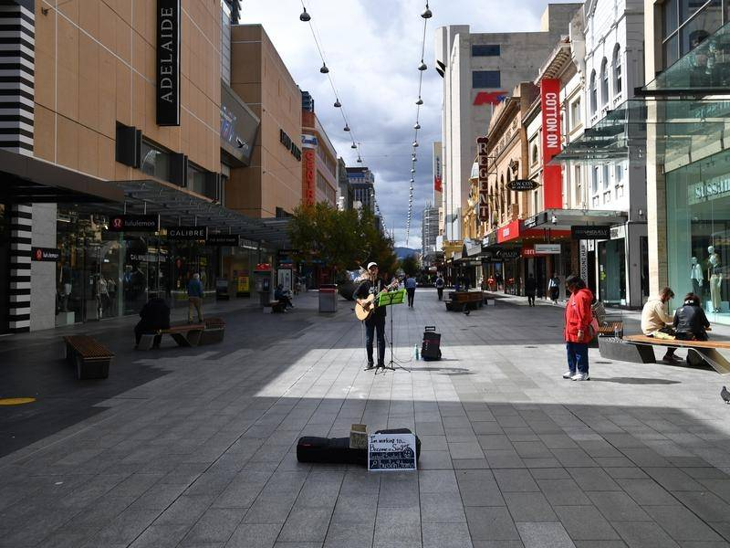 SA's premier wants people to visit the Adelaide CBD, which has been hit hard by the pandemic.
