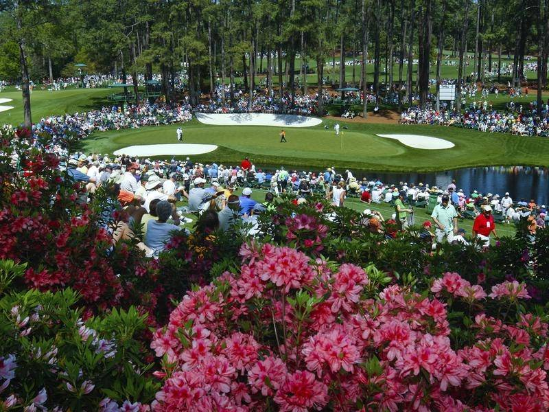 This year's rescheduled US Masters will be held without spectators.