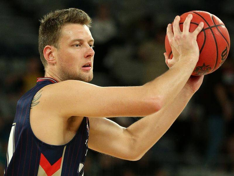 Adelaide captain Daniel Johnson had a game-high 28 points in the 83-68 win over the Wildcats.