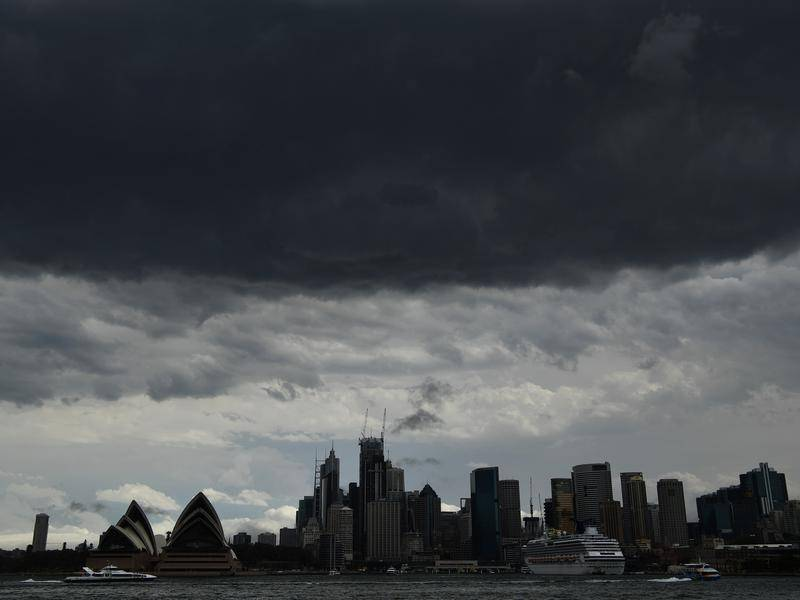 The weather bureau warns heavy rain is heading to NSW this week.