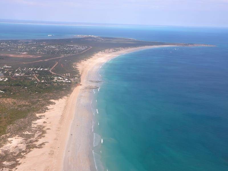 Broome's Cable Beach has been closed to the public.