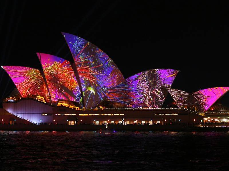 Sydney's popular Vivid winter light festival will return next year.